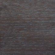 Quarter cut oak in cerused storm gray