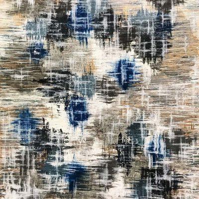 Beyond - Mixed Media on Canvas, 36x48