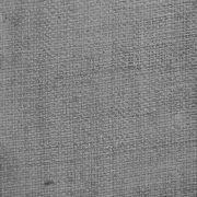Raffia mat in ash gray 2